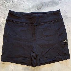 MPG Mondetta Yogatoner Shorts Medium NWOT